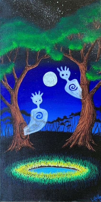 Lilly Clegg - Giidany Baajim - Moon Magic for web